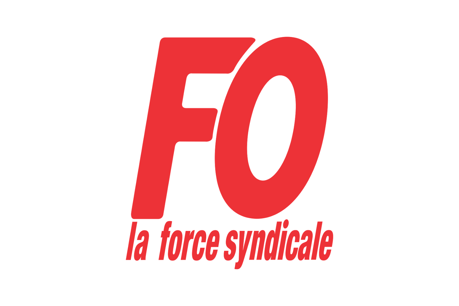 Logo-FO Convention collective - Force Ouvrière - La Force Syndicale